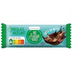 Tyčinka Čokoláda Oříšek bez přidaného cukru 50g