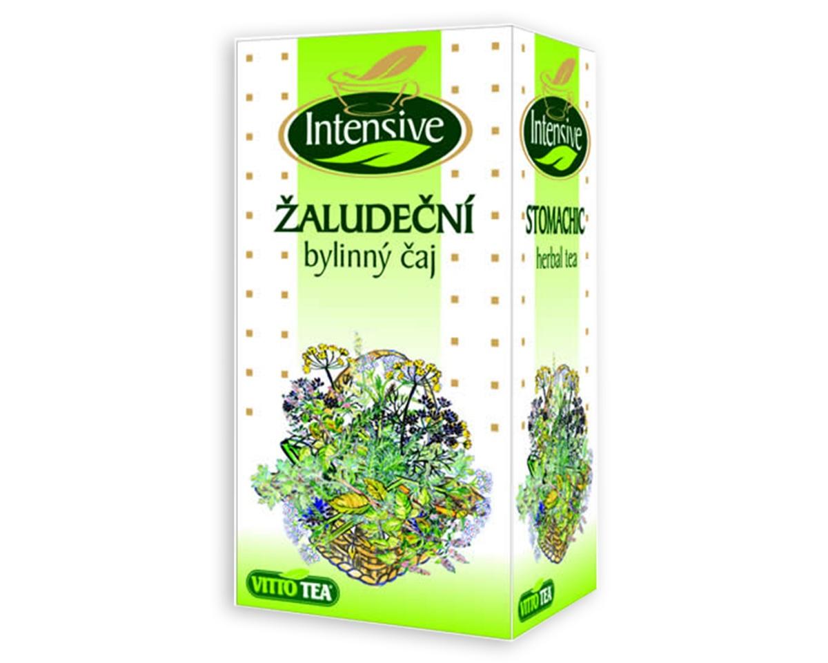 Intensive čaj Zaludeční  porcovaný 30 g