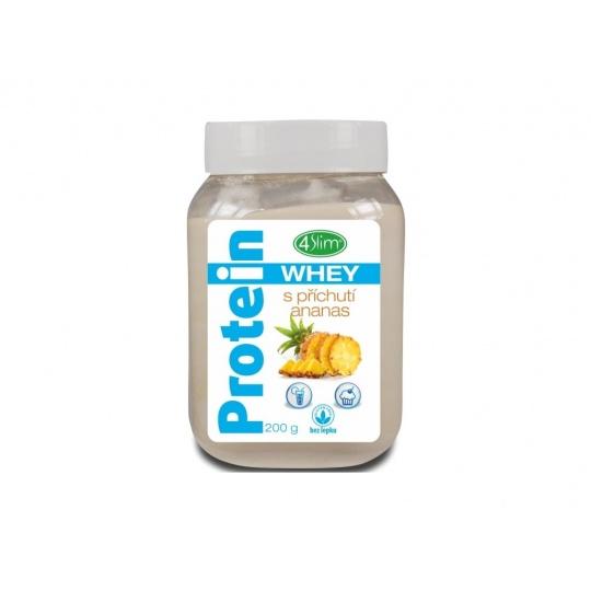Whey protein s příchutí ananas 200 g