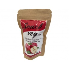 Jablko sušené ve vakuu Snack veg mini 10g