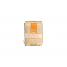 Bio Pšeničná mouka celozrnná (jemně mletá) 1kg