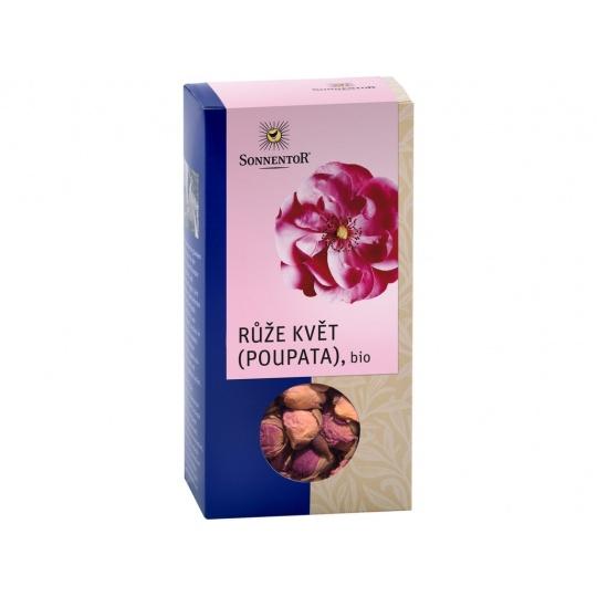 Bio Růže květ (poupata) syp. 30g