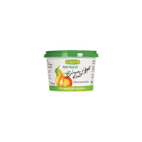 Bio hruškovo jablečná povidla bez doslazování 250g