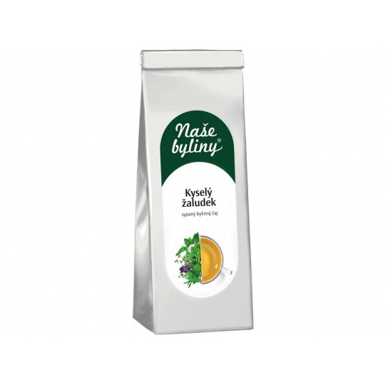 Naše byliny - Kyselý žaludek 50g