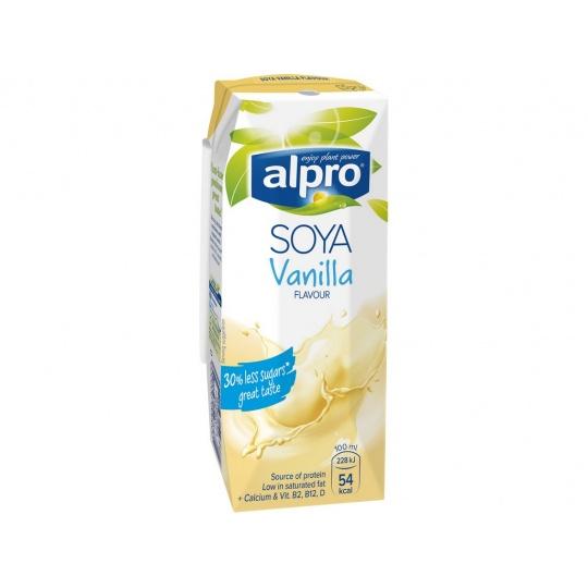 Sójový nápoj vanilkový 250ml
