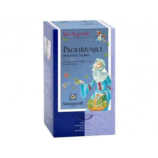 Bio Prohřívací čaj Hildegarda - bylinný čaj porc. s kořením 23,4g dárkový (20sáčků)