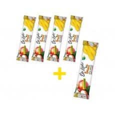 AKCE-Tyčinka ovocná Dr.Light Fruit Jablko-Banán 30g,4+1 ZDARMA