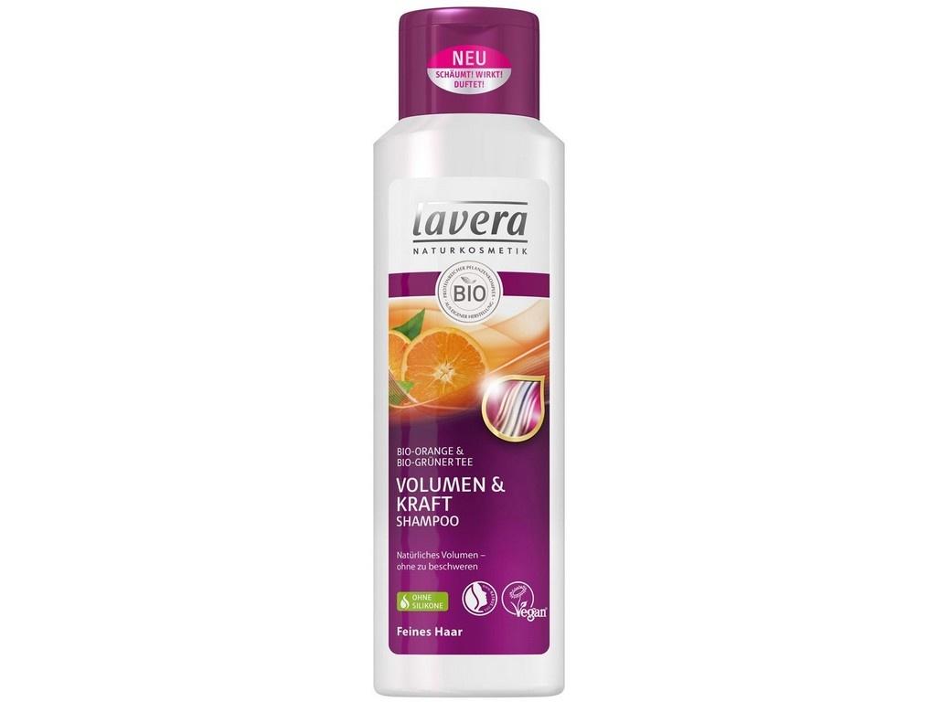 Šampon Volume & Strenght – pro objem, jemné a slabé vlasy 250ml