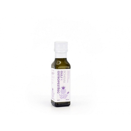 Olej z ostropestřce mariánského 100ml