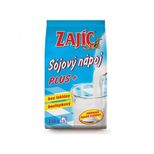 Sójový nápoj Zajíc Plus 350g sáček