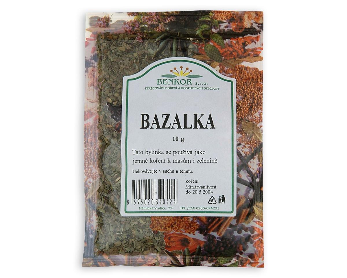 Bazalka 10g