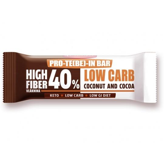 Low Carb | High Protein tyčinka - kakao 35g