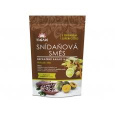 Bio snídaňová směs - Kakao-lucuma 300g