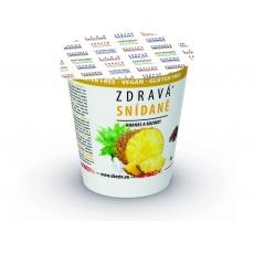 Zdravá snídaně - Ananas / rozinka 78g