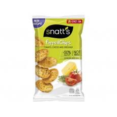 Popped chips tomato, sýr, oregáno 75g