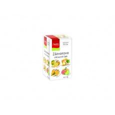 Čaj Zázvorovo citrusová směs 20x2g
