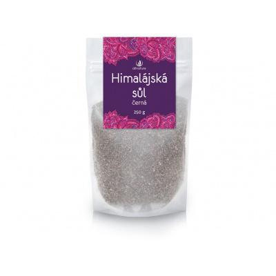 Himalajská sůl černá jemná 250g