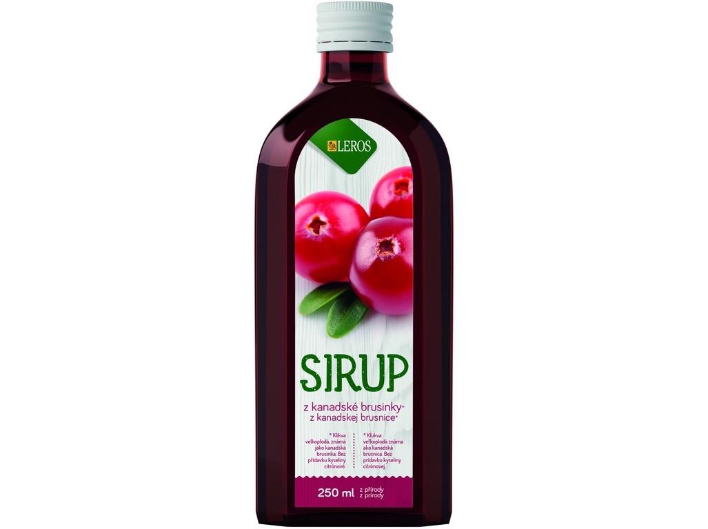 Sirup Brusinka 250ml