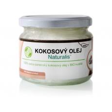 AKCE - Bio Kokosový olej 300ml. Min. trv. 13.5.2021