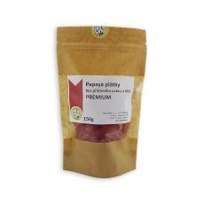 Papaya plátky bez přidaného cukru a SO2 PREMIUM 150g