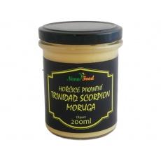Hořčice pikantní Trinidad Scorpion Moruga 200ml