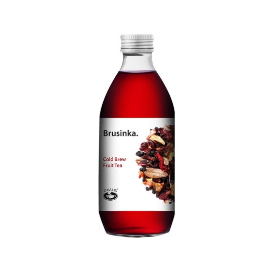 Ledový nápoj Brusinka 330 ml