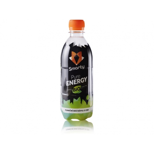 Bio Pure energy CBD nápoj 400ml