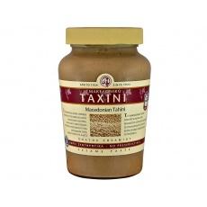 Makedonské tahini hnědé 300g