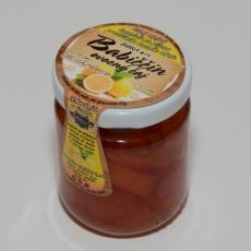 Babiččin ovocný čaj pečený citron se zázvorem 60ml