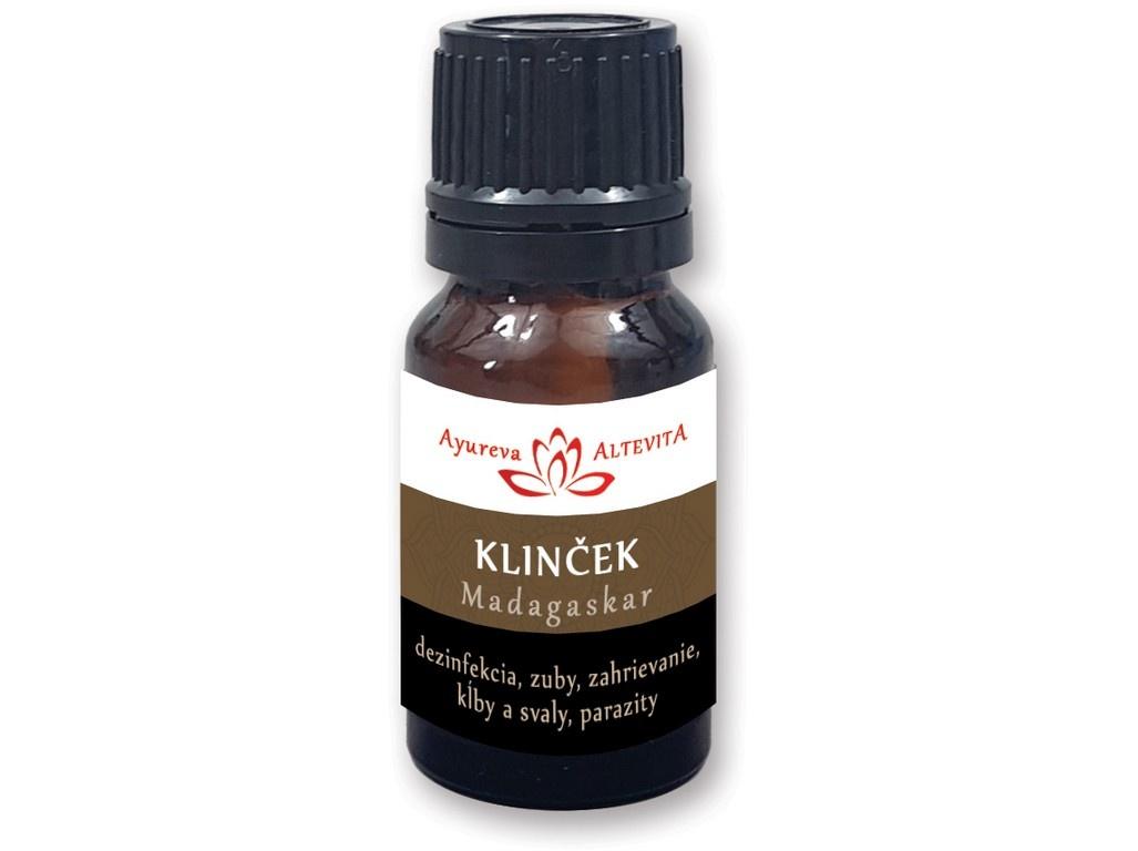 Esenciální olej 100% - Hřebíček 10ml