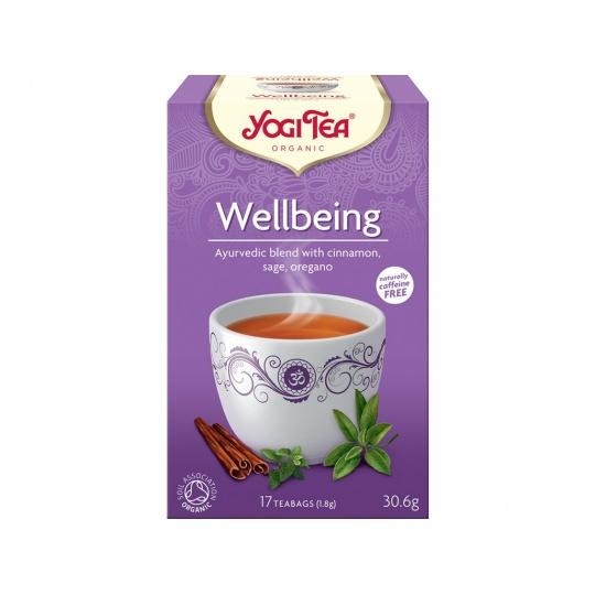 Bio Životní pohoda Yogi Tea 17 x 1,8 g