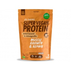 Bio Super Vegan Protein Slaný karamel Ašvaganda 350g