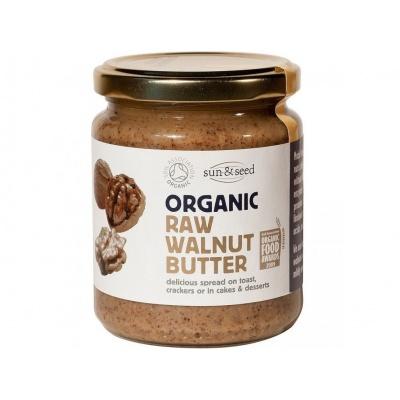 Bio Pasta z vlašských ořechů raw 250g