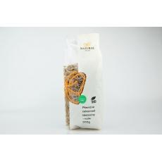 Těstoviny pšeničné celozrnné - nudle BIO 300 g