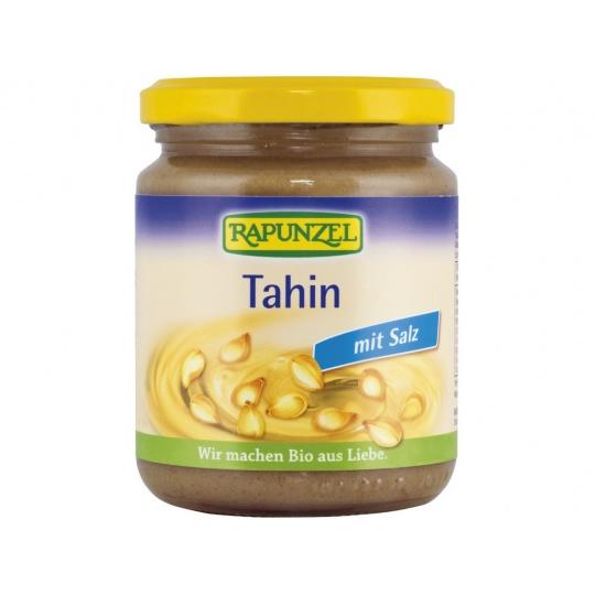 Bio Tahini se solí - sezamová pasta 250g