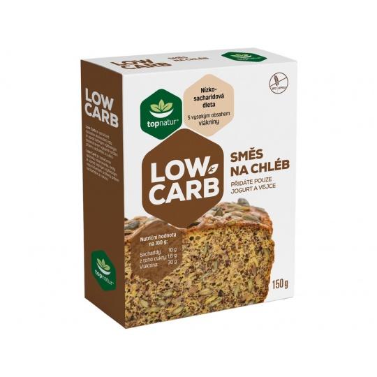 Směs na pečení chleba LOW CARB | Večerní pečivo 150g