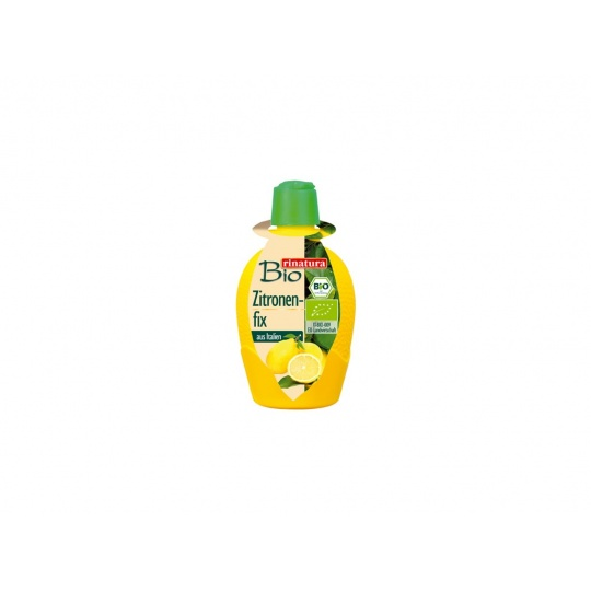 Bio Citronová šťáva 100ml