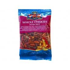 Sušené chilli celé 50g