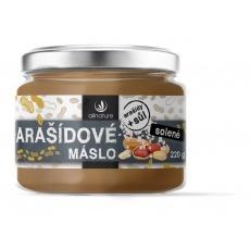 Arašídové máslo solené 220g