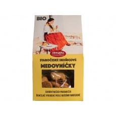 Bio medové sušenky se skořicí 100g
