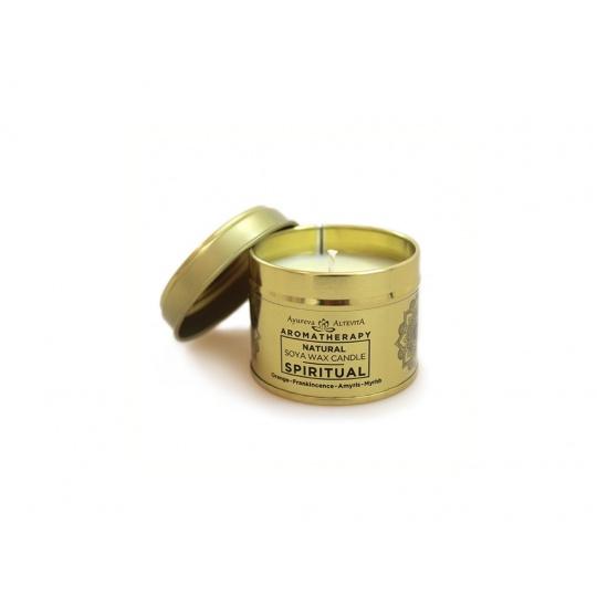 Aromaterapeutická svíčka Spiritual 70g