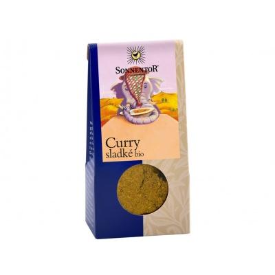 Bio Curry sladké mleté 35g