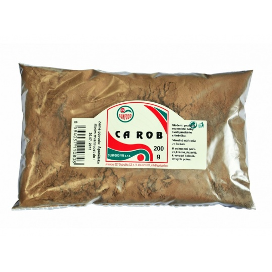 Carob svatoj. chléb 200 g