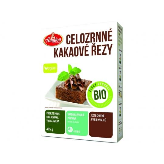 Bio kakaové řezy celozrnné Amylon 425g
