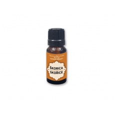 Esenciální olej 100% - Skořice 10ml