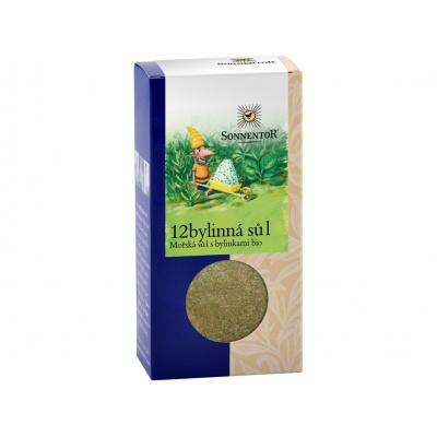 Bio 12-bylinná sůl 120g