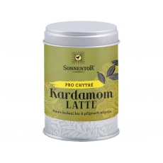 Bio Kardamom Latte 45g dóza (pikantní kořenící směs)